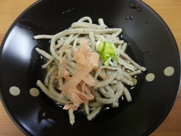 佐野蕎麦(600円)ぶっかけ