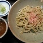 やす竹  おろし蕎麦(600円)