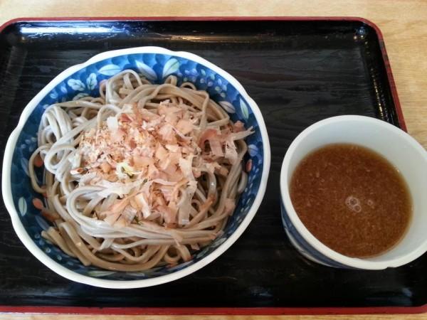 大福(鯖江市)おろし蕎麦500円