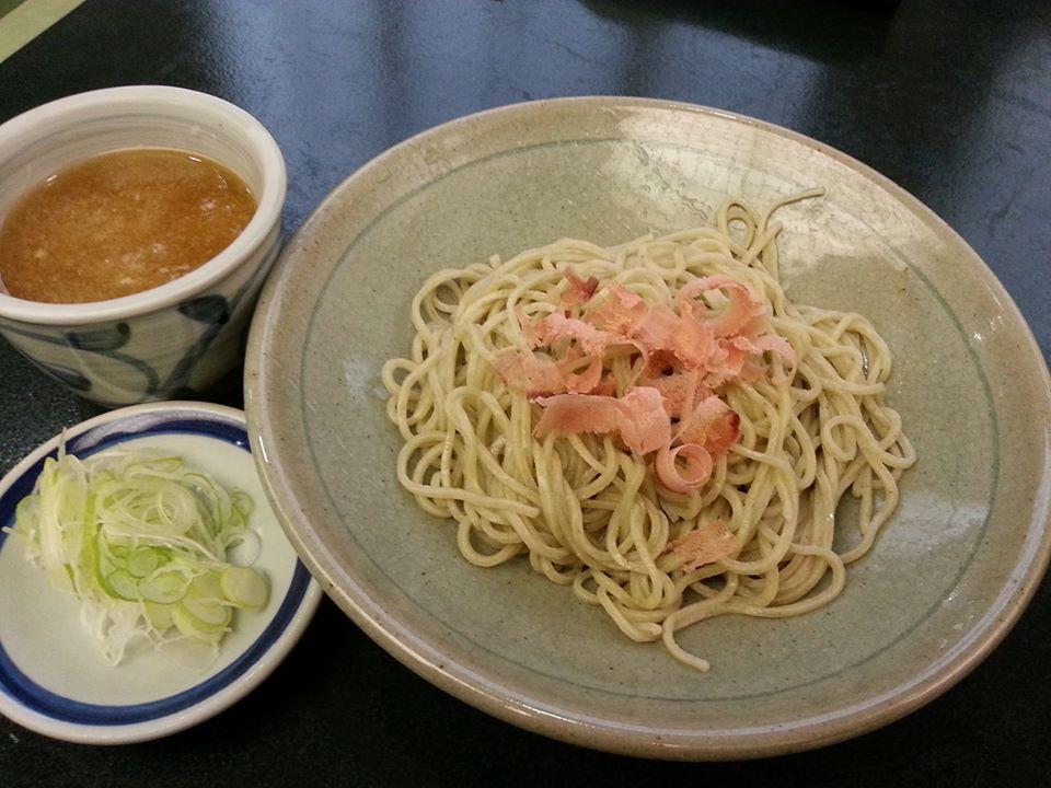 やす竹のミニ天丼セット
