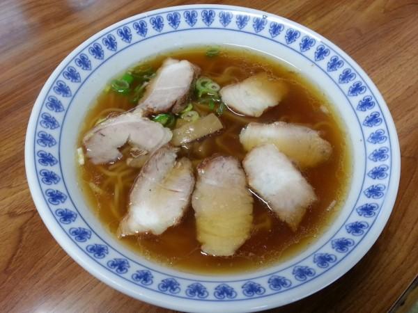 ふくまる軒 チャーシュー麺