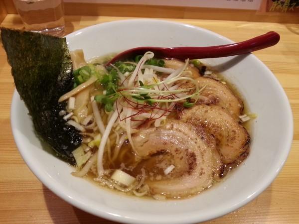 麺屋 暁 ラーメン880