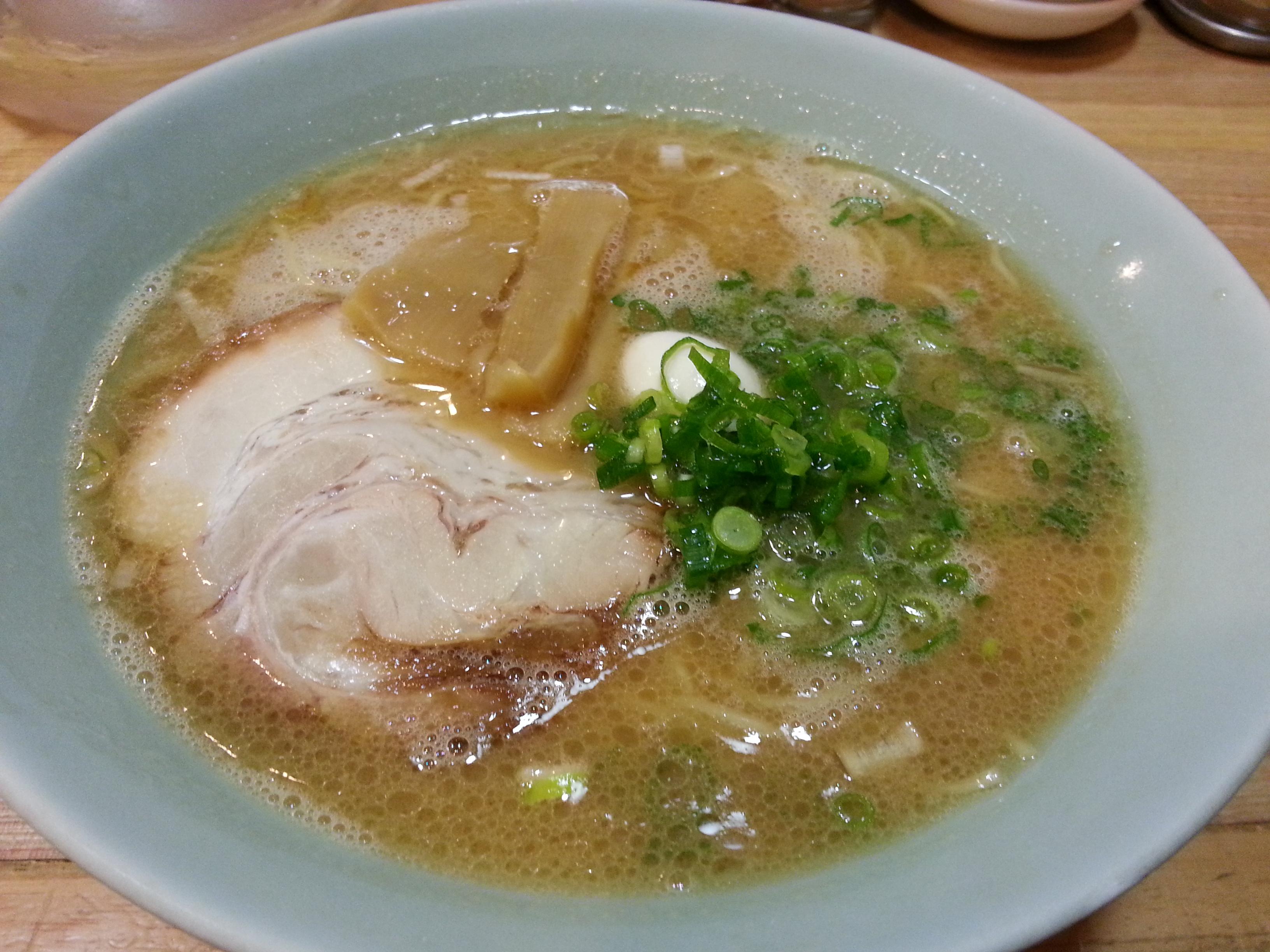 「多弐家」の醤油ラーメン